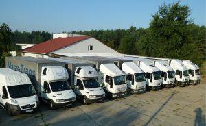 Transport Spedycja MASS-TRANS company