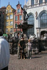 Grażyna Dominiak - Gdańsk - Neptun 2003 - DOMINIAK AH