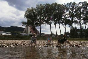 Grażyna Dominiak - Krościenko nad Dunajcem 2003 - DOMINIAK AH
