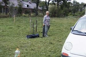 Grażyna Dominiak - SANOCZEK sierpień 2003 - DOMINIAK AH