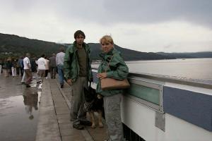 Grażyna Dominiak - Solina Zalew Soliński 2003 - DOMINIAK AH