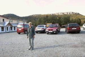 Grażyna Dominiak Szczeliniec Wielki (919 m n.p.m.) - jest najwyższym szczytem Gór Stołowych 2 2004 - DOMINIAK AH