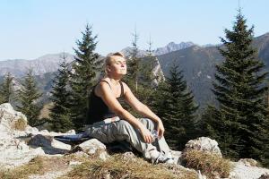 Grażyna Dominiak Zakopane - Kalatówki 2004 - DOMINIAK AH