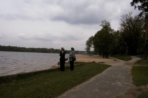Jezioro Paprocańskie - Ośrodek Wypoczynkowy Paprocany 2004 05 30