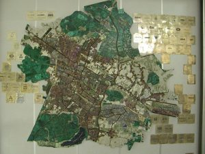 PLAN MOZAIKA RUBINOWE TYCHY (2011) - Henryk Jan Dominiak - DOMINIAK AH™