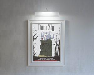 thumbnail-dom-zly Wystawy Zielone Tychy Kultura: DOM ZŁY - autor Michał Banert / DOMINIAK AH