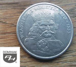 Twoje zbiory w Zielone Tychy Kultura MONETA Władysław I Łokietek 1320-1333 - Henryk Jan Dominiak