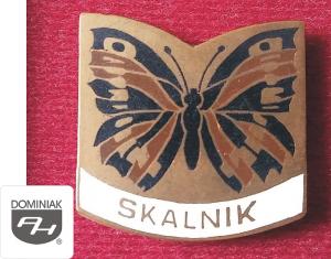 MMSPHJD EMB161 – SKALNIK (awers) EMBLEMATYKA MUZEUM - Henryk Jan Dominiak