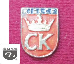 MMSPHJD HER11 - HERB – KIELCE (awers) HERALDYKA MUZEUM - Henryk Jan Dominiak